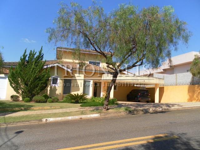 Casa residencial à venda, Condomínio Shambala I, Atibaia - CA1703.