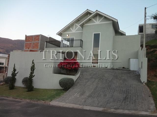 Casa residencial à venda, Condomínio Residencial Água Verde, Atibaia - CA1712.