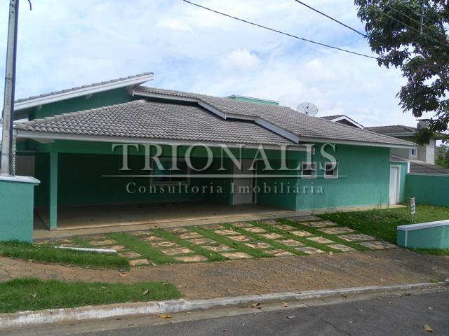 Casa residencial à venda, Condomínio Shambala I, Atibaia - CA1728.
