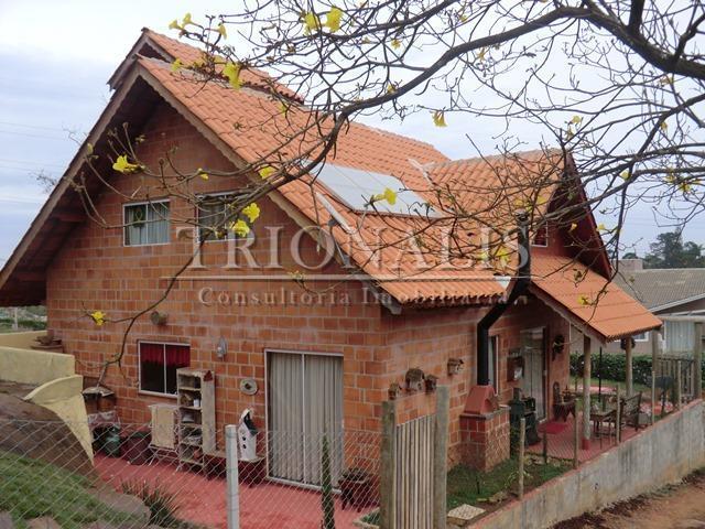 Casa residencial à venda, Recanto Tranqüilo, Atibaia - CA1719.