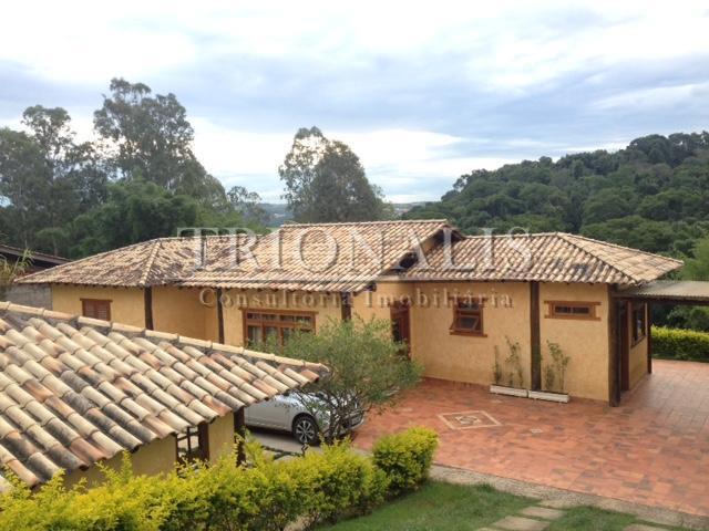Chácara residencial à venda, Chacara Pedra Grande, Atibaia.