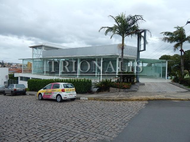 Salão comercial para venda e locação, Centro, Atibaia - SL0005.