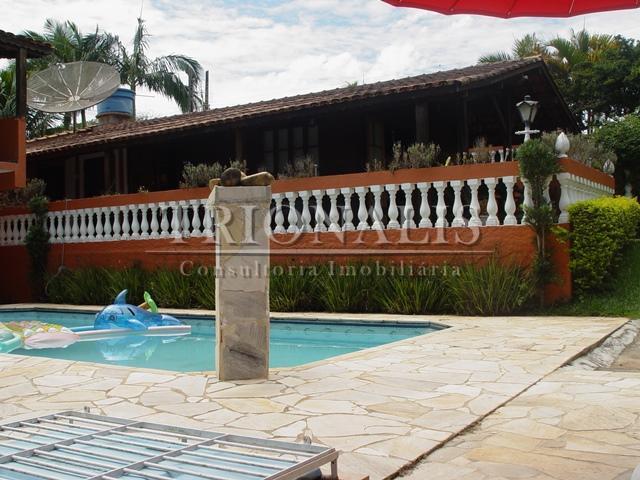 Chácara residencial à venda, Jardim dos Pinheiros, Atibaia.