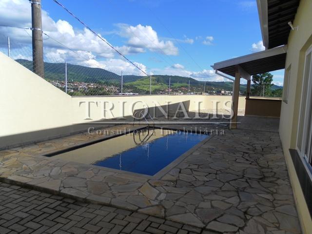 Casa residencial à venda, Jardim Estância Brasil, Atibaia - CA1816.
