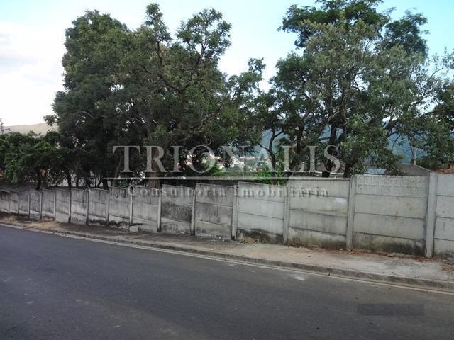 Terreno residencial à venda, Vila Silena, Atibaia.