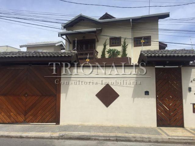 Casa residencial à venda, Vila Thais, Atibaia - CA0452.