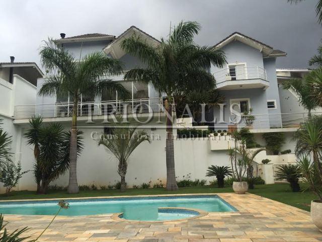 Casa residencial à venda, Condomínio Flamboyant, Atibaia.