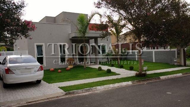 Casa residencial à venda, Condomínio Shambala II, Atibaia.