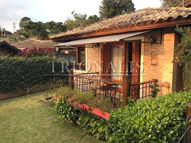 Casa residencial à venda, Chacara Pedra Grande, Atibaia.