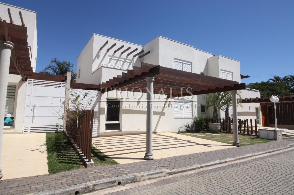 Casa residencial para locação, Condomínio Alto da Lucas, Atibaia - CA0393.