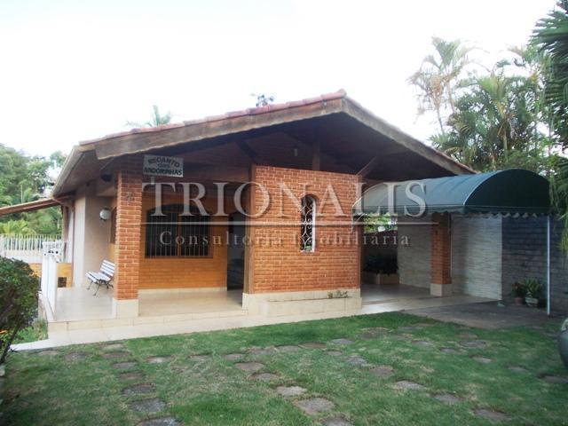 Chácara residencial à venda, Jardim Estância Brasil, Atibaia - CH0001.