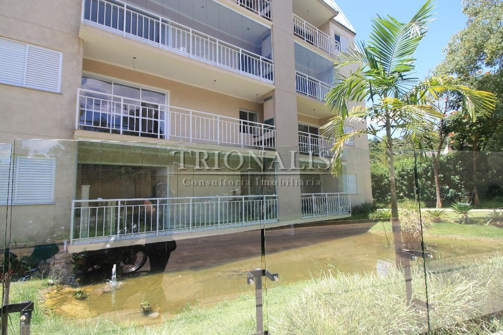 Apartamento residencial à venda, Itapetininga, Atibaia.