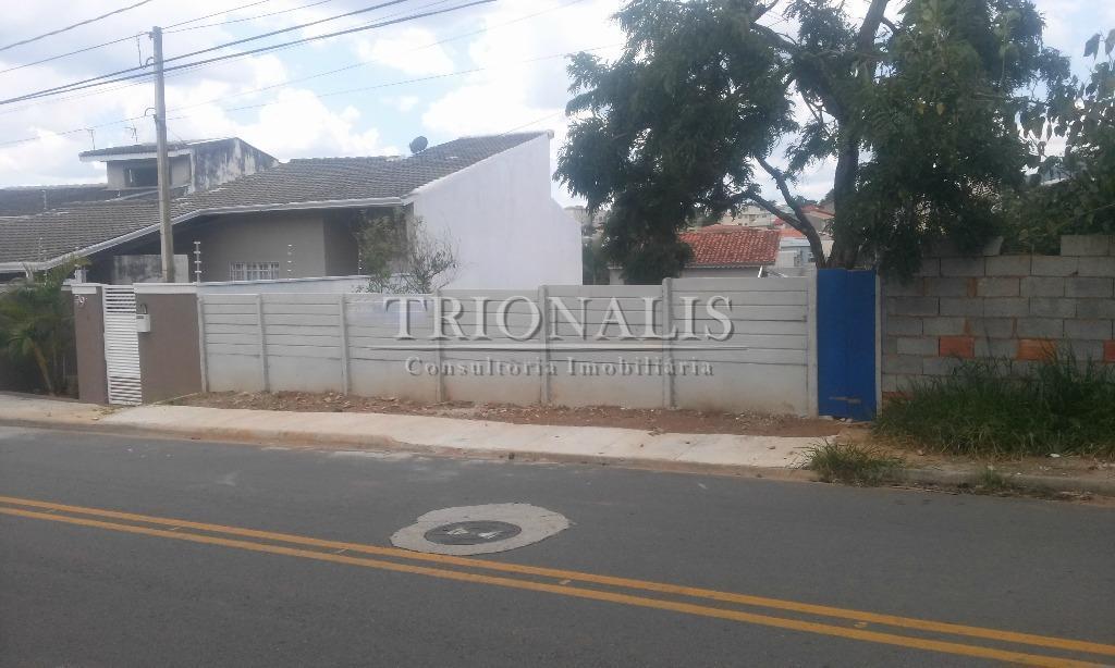 Terreno residencial à venda, Jardim Santa Bárbara, Atibaia.