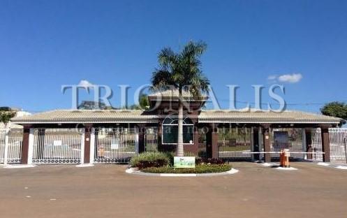 Terreno residencial à venda, Condomínio Shambala III, Atibaia - TE1270.