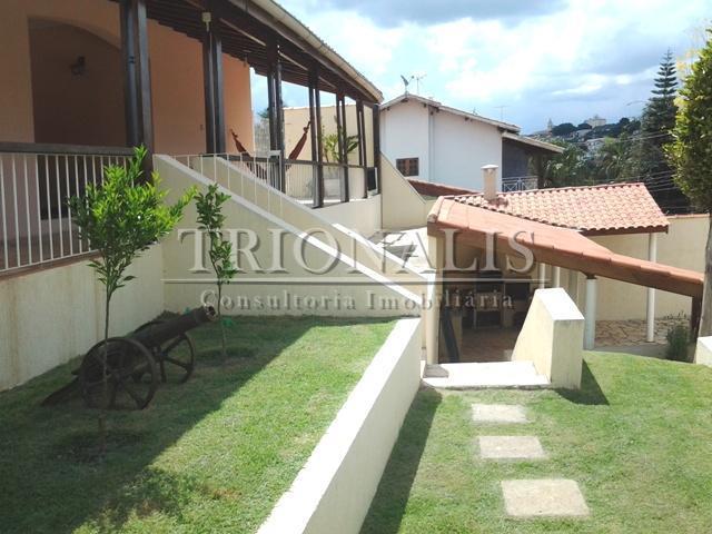 Casa residencial à venda, Nova Gardênia, Atibaia - CA1035.
