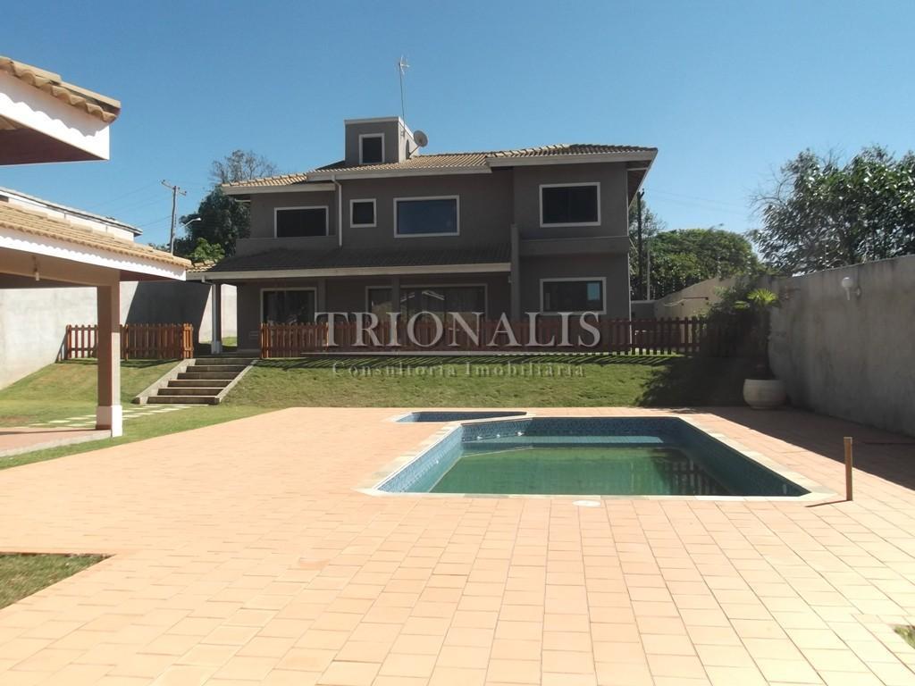 Casa residencial à venda, Jardim Estância Brasil, Atibaia - CA0970.