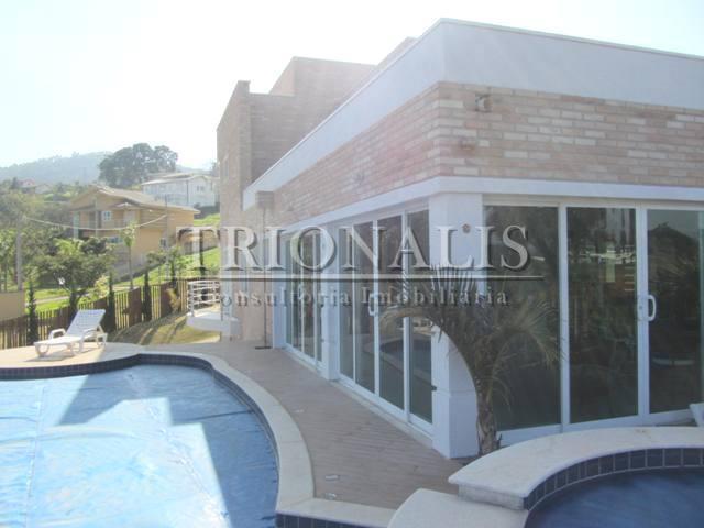 Casa residencial à venda, Condominio Porto Atibaia, Atibaia - CA0748.