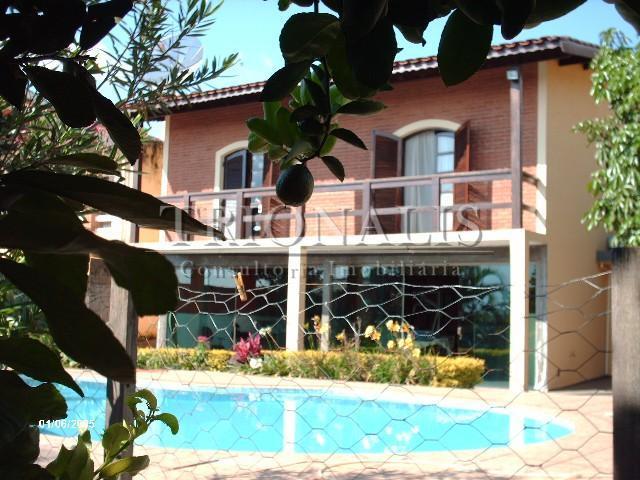 Casa residencial à venda, Jardim Paulista, Atibaia - CA0771.