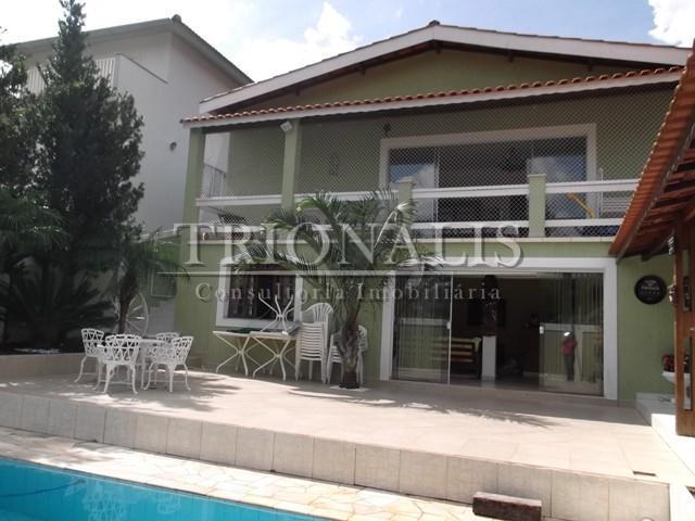 Casa Residencial à venda, Retiro das Fontes, Atibaia - CA0089.