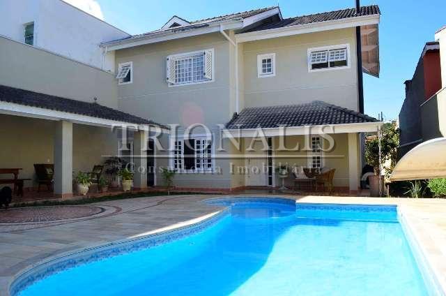 Casa residencial à venda, Jardim Floresta, Atibaia - CA1042.