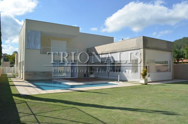 Casa residencial à venda, Condominio Porto Atibaia, Atibaia - CA0946.