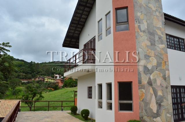 Casa residencial à venda, Estância Santa Maria do Portão, Atibaia - CA0719.