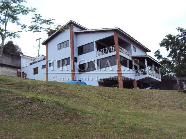 Casa residencial à venda, Recreio Maristela, Atibaia - CA0665.