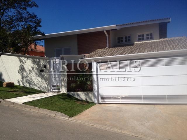 Casa residencial à venda, Recreio Maristela, Atibaia - CA1064.