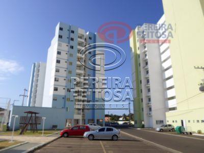 Apartamento residencial à venda, Turu, São Luís - AP0858.