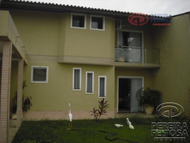 Casa Residencial à venda, Alto do Calhau, São Luís - CA0416.