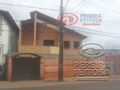 Casa residencial à venda, Jardim Aracagy, São José de Ribamar - CA0709.