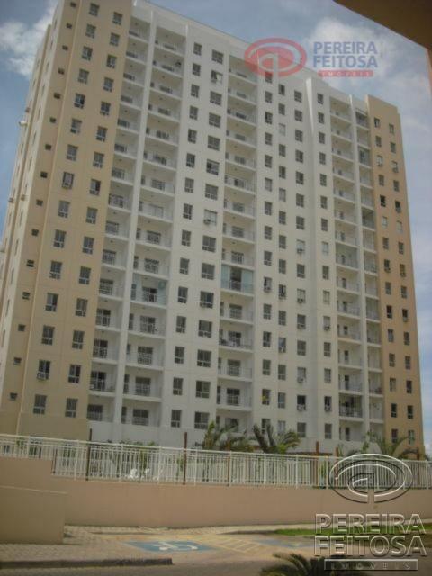 Apartamento residencial à venda, Quitandinha, São Luís - AP1138.