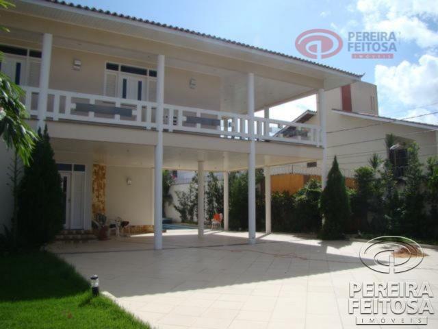 Casa residencial para locação, Calhau, São Luís - CA0542.
