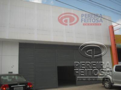 Galpão comercial para locação, Coroado, São Luís - GA0039.