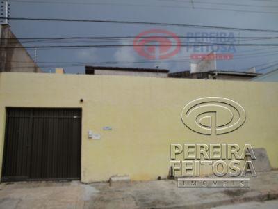 Casa Residencial à venda, Centro, Cocalinho - CA0736.