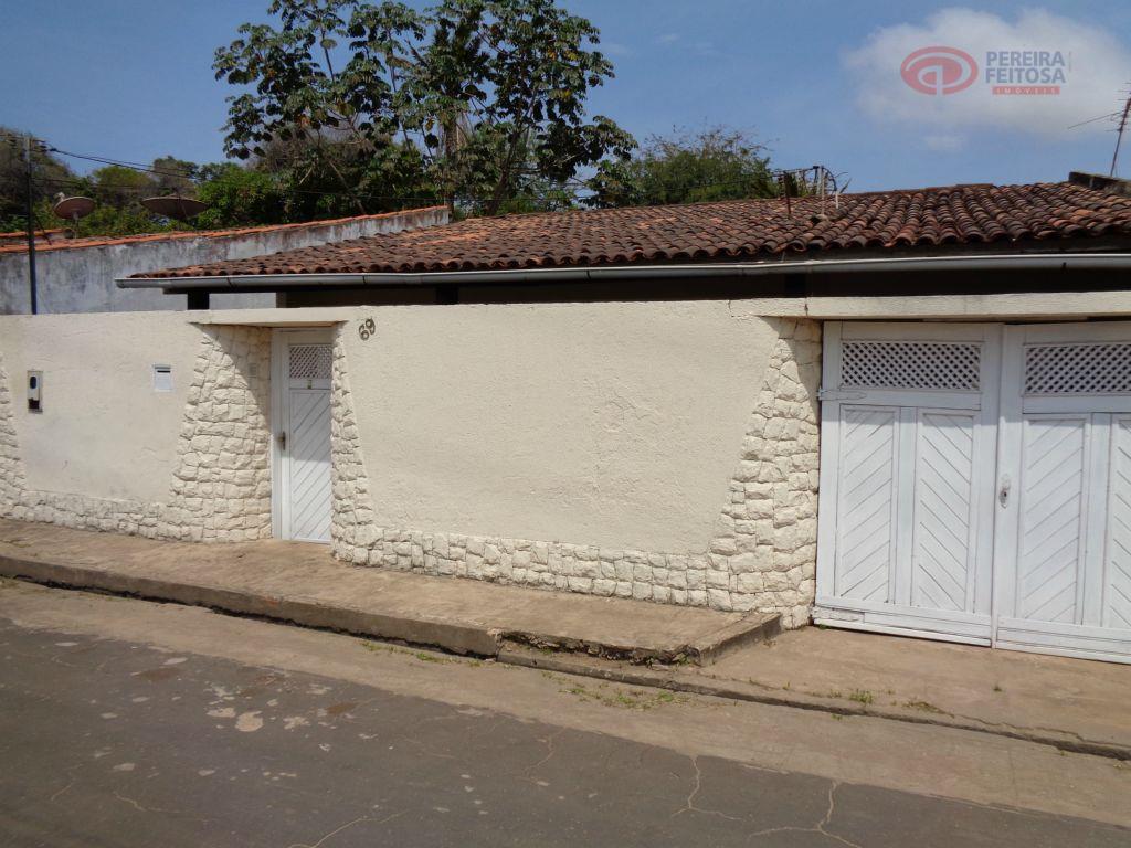 Casa residencial para locação, Forquilha, São Luís - CA0734.