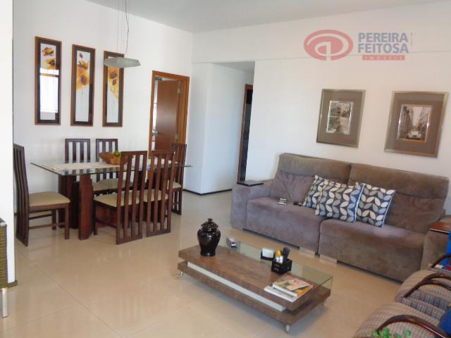 Apartamento residencial para locação, Renascença, São Luís - AP1249.