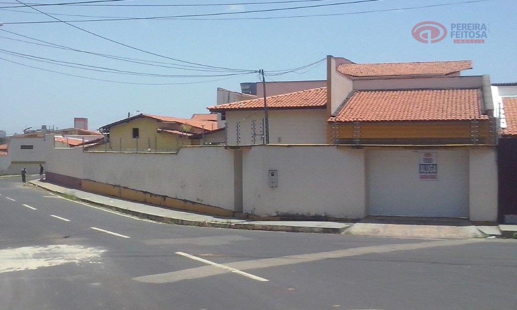 Casa residencial para venda e locação, Recanto dos Vinhais, São Luís - CA0952.