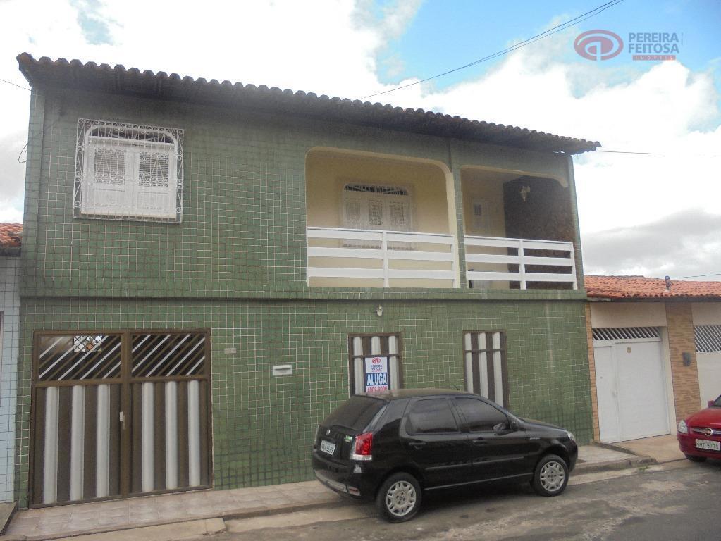 Casa Residencial para locação, Angelim, São Luís - CA0137.