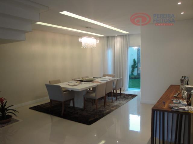 excelente casa lado praia com área de 600m² de terreno e 410m² construída.pavimento superior: três suítes...