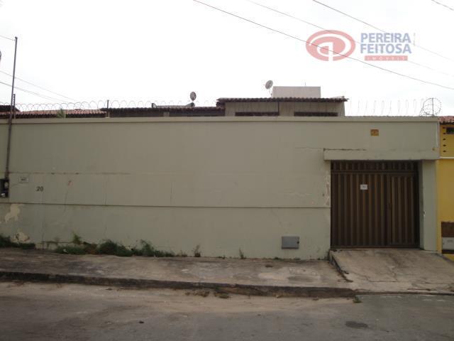 Casa residencial à venda, Alto do Calhau, São Luís - CA0954.