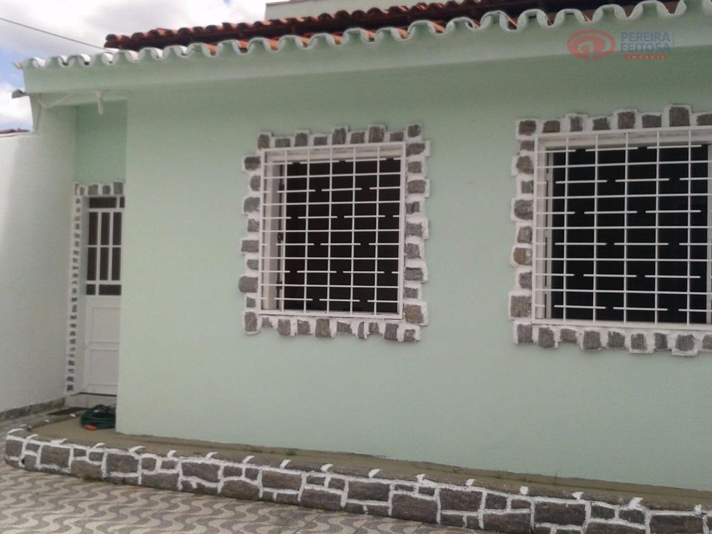 Casa residencial à venda, Ipase, São Luís - CA0955.