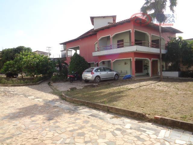 Casa residencial para venda e locação, Forquilha, São Luís - CA0959.
