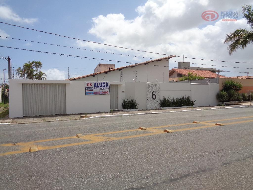 Casa residencial para locação, Calhau, São Luís - CA0867.