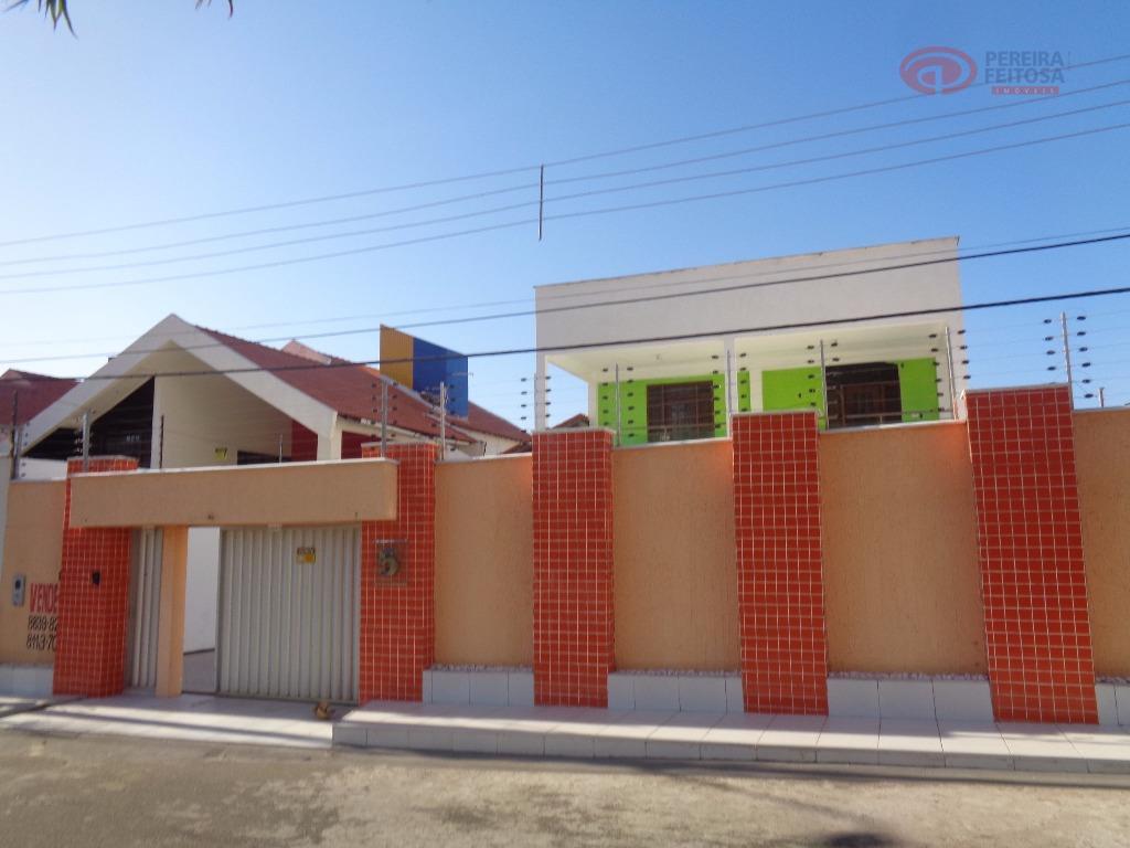 Casa residencial para venda e locação, Cohaserma II, São Luís - CA0962.