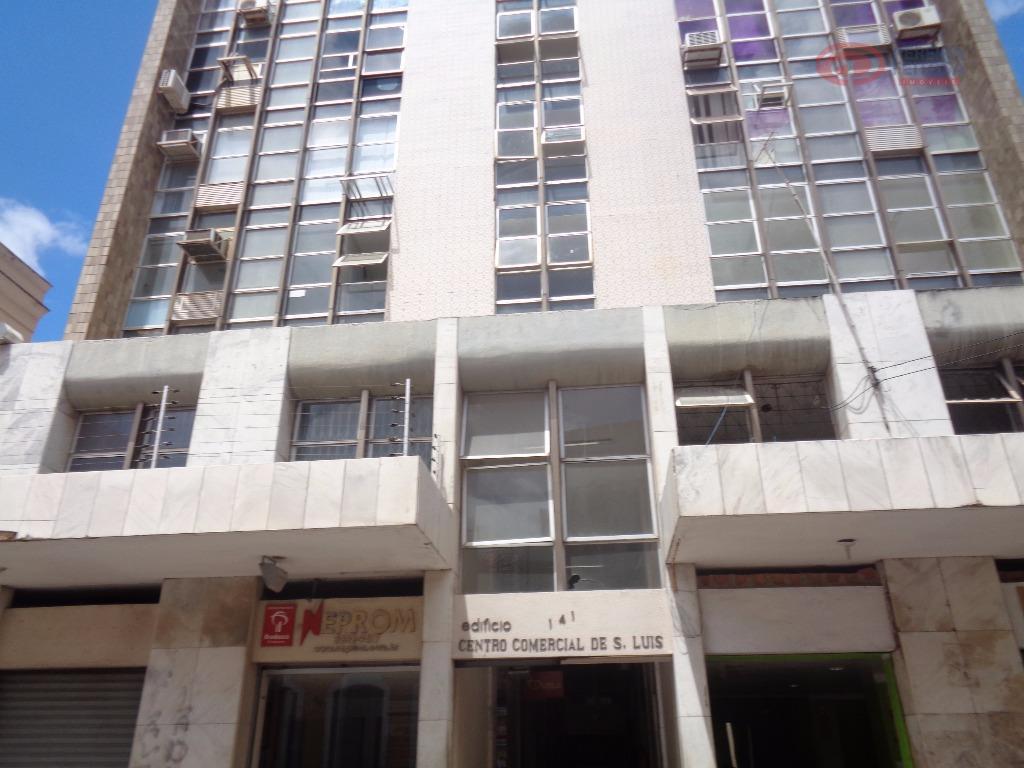 Sala comercial para locação, Centro, São Luís - SA0049.