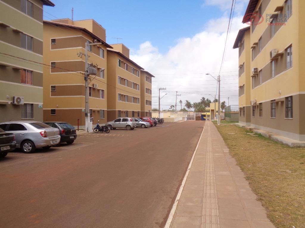 Apartamento residencial para locação, Maiobinha, São Luís - AP1260.