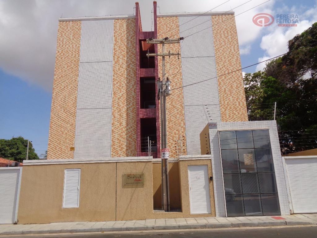 Apartamento residencial para locação, Jardim Eldorado, São Luís.