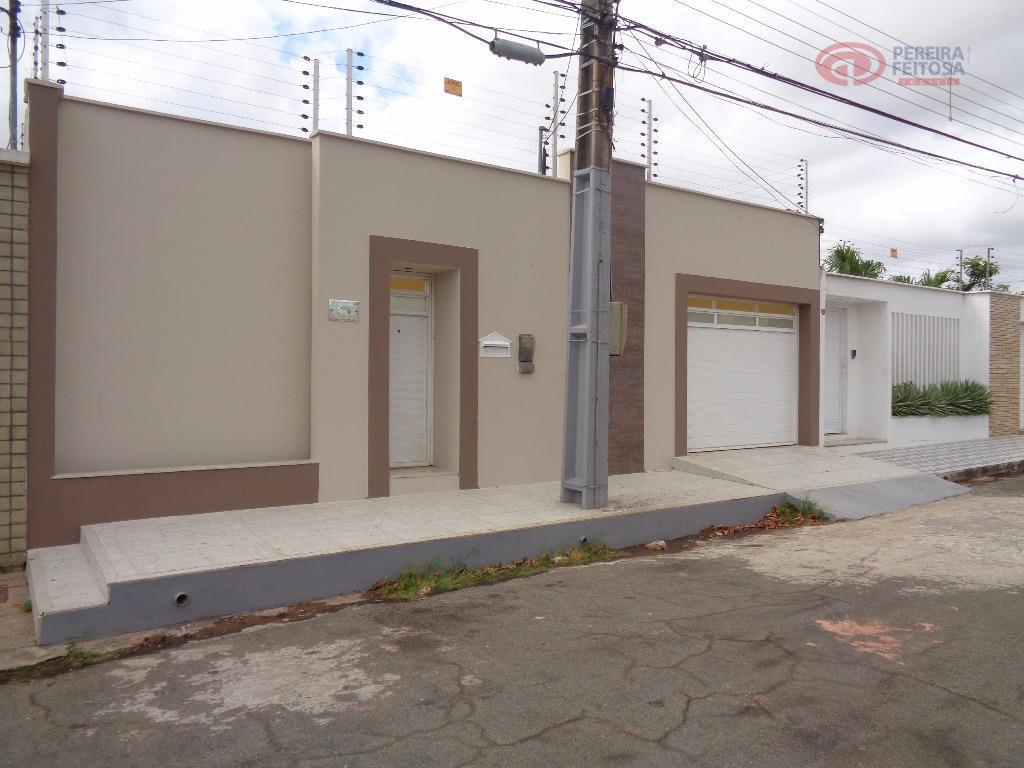 Casa residencial para venda e locação, Ipase, São Luís - CA0656.