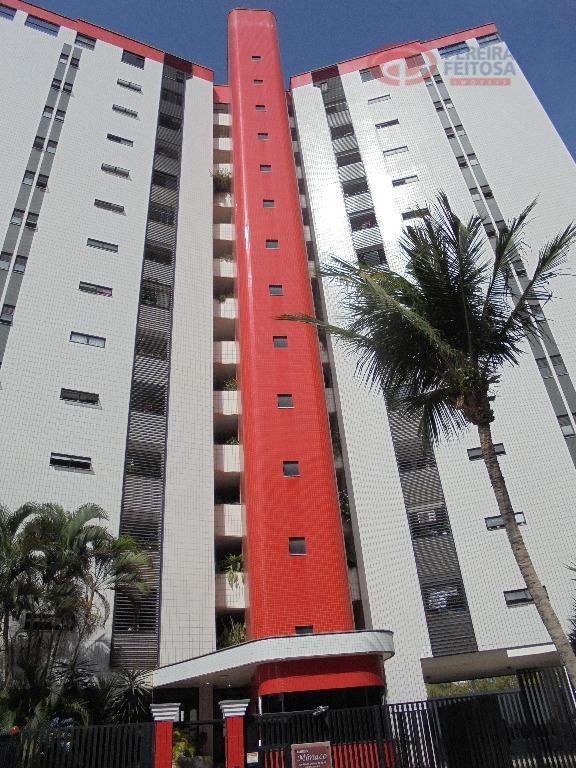 Apartamento Residencial para locação, Renascença, São Luís - AP1049.